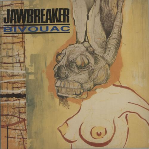 Jawbreaker Bivouac vinyl LP album (LP record) US J-1LPBI608676