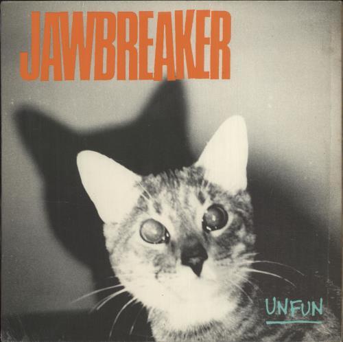 Jawbreaker Unfun - 2nd vinyl LP album (LP record) US J-1LPUN706402