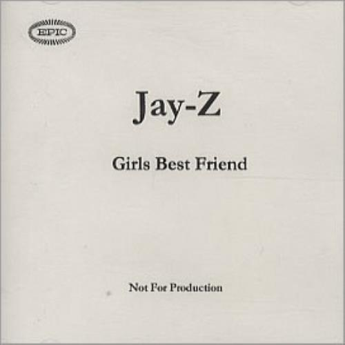 Jay z girls best friend uk promo cd r acetate 293662 jay z girls best friend cd r acetate uk jyzcrgi293662 malvernweather Choice Image