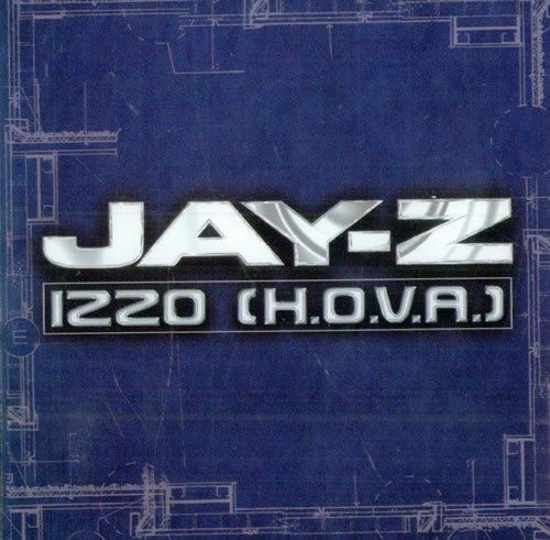 Jay z izzo hova us promo cd single cd5 5 516727 jay z izzo hova cd single cd5 5 us malvernweather Choice Image