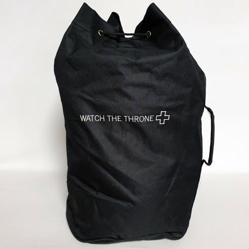 Jay-Z Watch The Throne - Laundry Bag memorabilia UK JYZMMWA762138