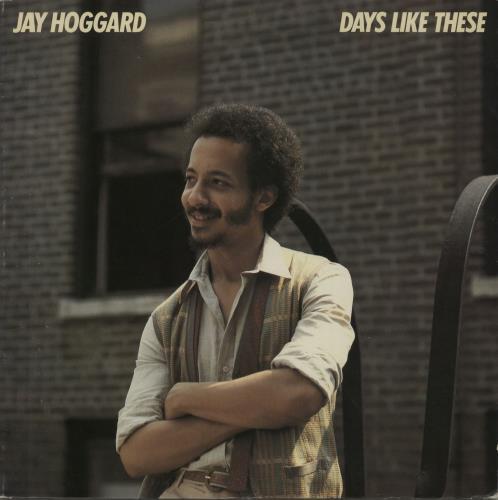 Jay Hoggard Days Like These vinyl LP album (LP record) US K90LPDA648832