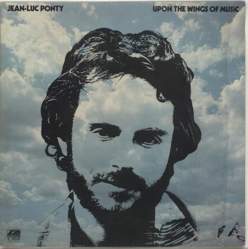 Jean-Luc Ponty Upon The Wings Of Music vinyl LP album (LP record) UK JA7LPUP348385