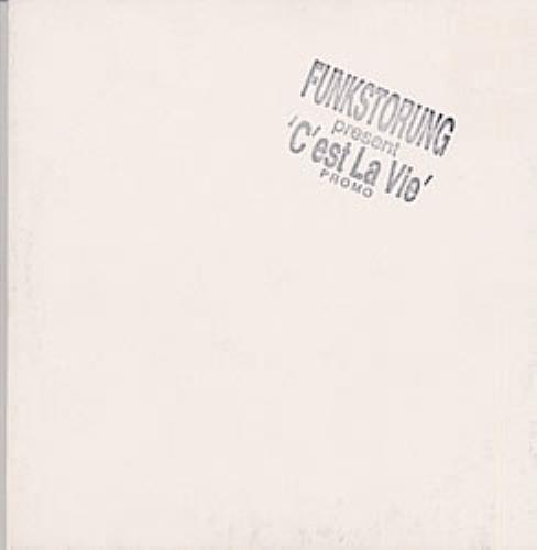 "Jean-Michel Jarre C'est La Vie 10"" vinyl single (10"" record) UK JMJ10CE148679"