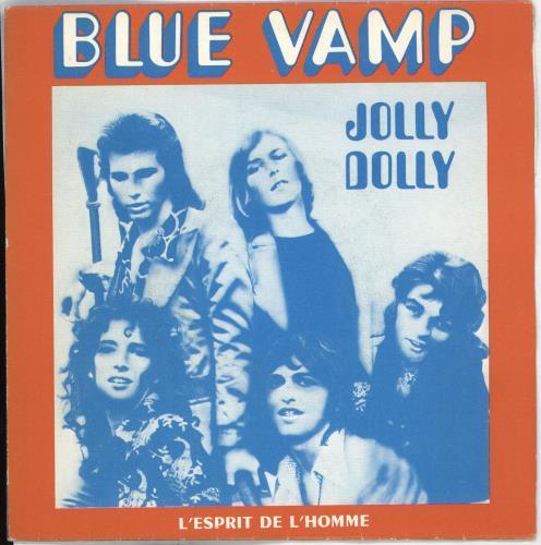 "Jean-Michel Jarre Jolly Dolly 7"" vinyl single (7 inch record) French JMJ07JO04720"