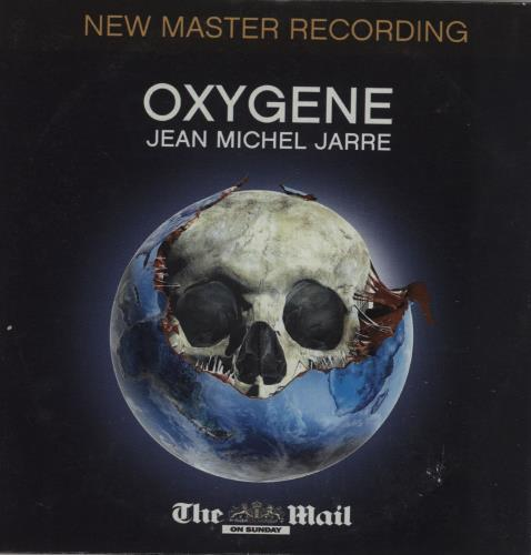 Jean-Michel Jarre Oxygene - New Master Recording CD album (CDLP) UK JMJCDOX681365