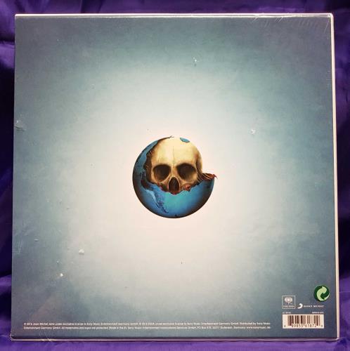 Jean-Michel Jarre Oxygene Trilogy - 40th Anniversary Edition + Signed Print Vinyl Box Set German JMJVXOX704260