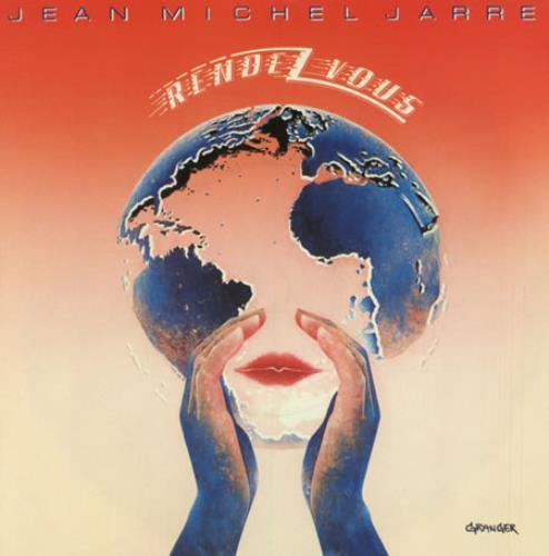 """Jean-Michel Jarre Rendezvous 7"""" vinyl single (7 inch record) UK JMJ07RE33904"""