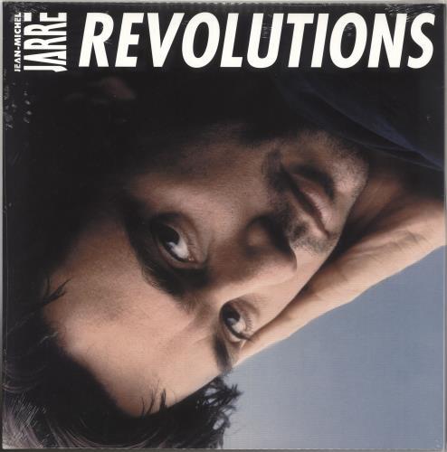 Jean-Michel Jarre Revolutions - Sealed vinyl LP album (LP record) German JMJLPRE736130