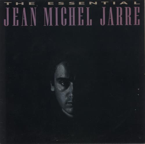 Jean-Michel Jarre The Essential Jean Michel Jarre vinyl LP album (LP record) UK JMJLPTH29542