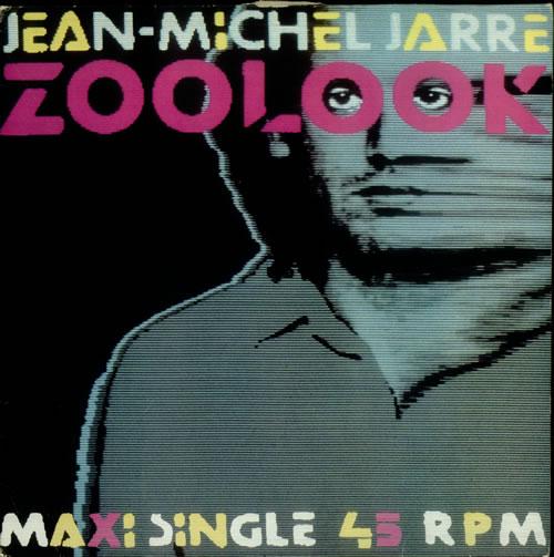 "Jean-Michel Jarre Zoolook - EX 12"" vinyl single (12 inch record / Maxi-single) French JMJ12ZO543143"