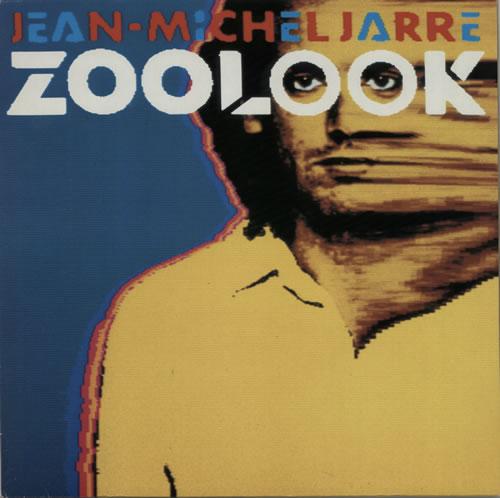Jean-Michel Jarre Zoolook vinyl LP album (LP record) German JMJLPZO586638