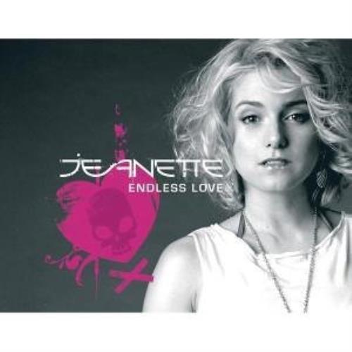 """Jeanette Endless Love CD single (CD5 / 5"""") German JNTC5EN358986"""