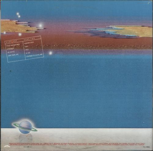 Jefferson Airplane Modern Times vinyl LP album (LP record) Italian JEFLPMO726959