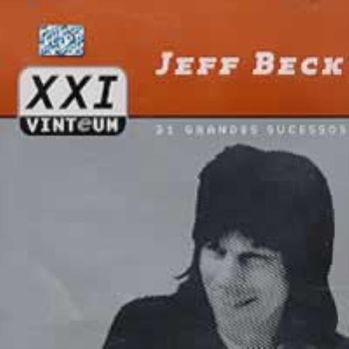 Jeff Beck 21 Grandes Sucessos 2 CD album set (Double CD) Brazilian BEK2CGR232199