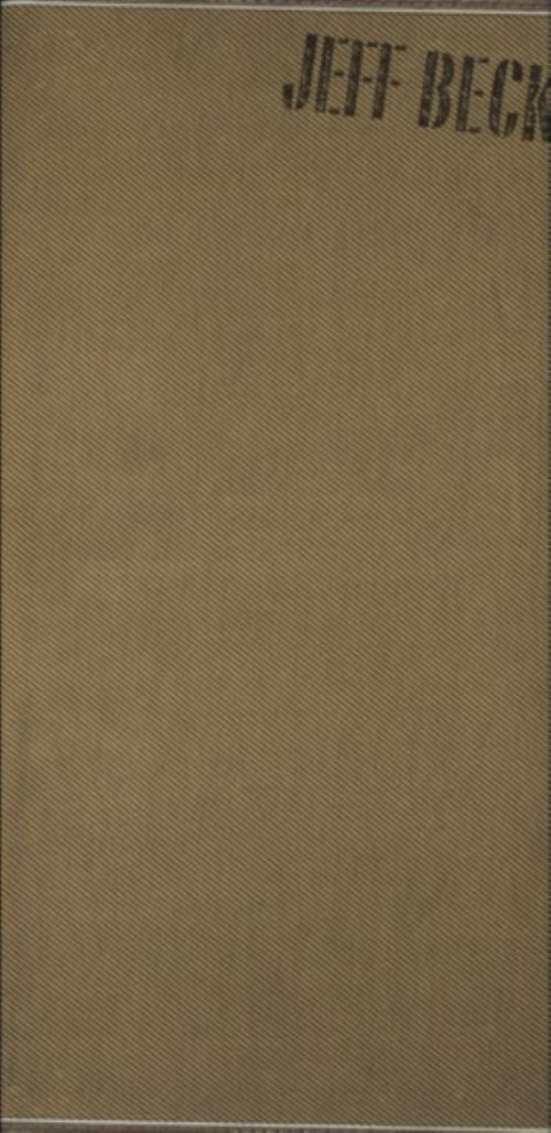 Jeff Beck Beckology CD Album Box Set Austrian BEKDXBE590832