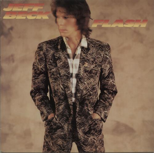 Jeff Beck Flash - Promo Stamp vinyl LP album (LP record) UK BEKLPFL659558