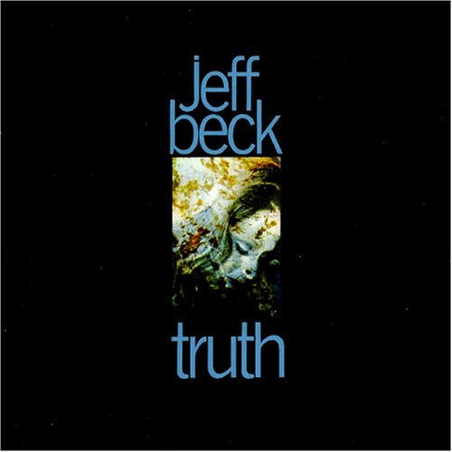 Jeff Beck Truth vinyl LP album (LP record) UK BEKLPTR582872