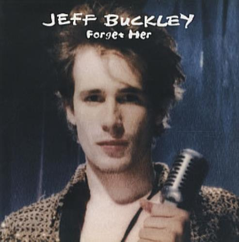 "Jeff Buckley Forget Her CD single (CD5 / 5"") UK JFBC5FO302736"