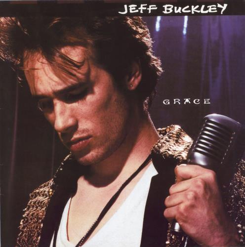 Jeff Buckley Grace - 180gm vinyl LP album (LP record) UK JFBLPGR768991
