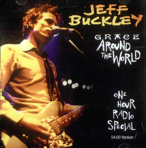 Jeff Buckley Grace Around The World: One Hour Radio Special CD album (CDLP) US JFBCDGR527168