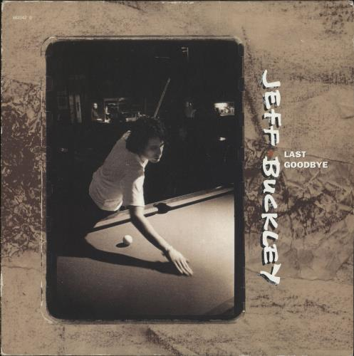 "Jeff Buckley Last Goodbye - EX 10"" vinyl single (10"" record) UK JFB10LA734201"