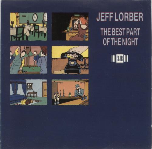 Jeff Lorber Best Part Of The Night - Acetate acetate UK JZ4ATBE737396
