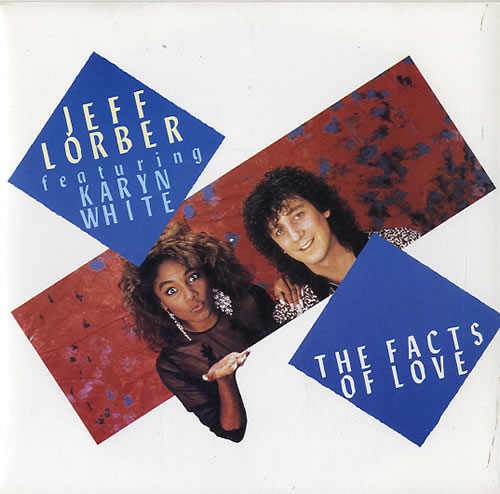 """Jeff Lorber The Facts Of Love 7"""" vinyl single (7 inch record) UK JZ407TH628958"""