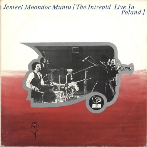 Jemeel Moondoc The Intrepid Live In Poland vinyl LP album (LP record) Polish QXZLPTH702956