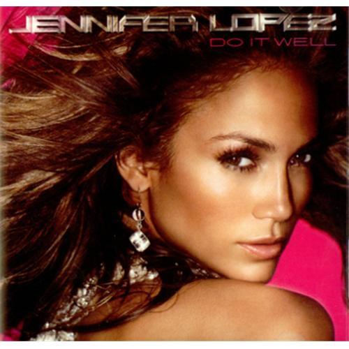 """Jennifer Lopez Do It Well CD single (CD5 / 5"""") US LPZC5DO420362"""