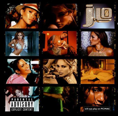 Jennifer Lopez J To Tha L-O! The Remixes CD album (CDLP) UK LPZCDJT672329