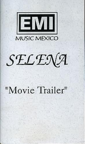 Jennifer Lopez Selena video (VHS or PAL or NTSC) Mexican LPZVISE236974