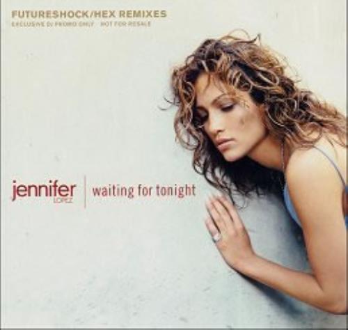 "Jennifer Lopez Waiting For Tonight 12"" vinyl single (12 inch record / Maxi-single) UK LPZ12WA145489"