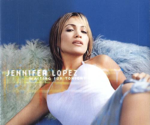 "Jennifer Lopez Waiting For Tonight CD single (CD5 / 5"") Austrian LPZC5WA586786"