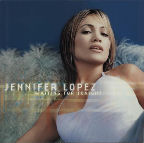 "Jennifer Lopez Waiting For Tonight 12"" vinyl single (12 inch record / Maxi-single) US LPZ12WA612477"