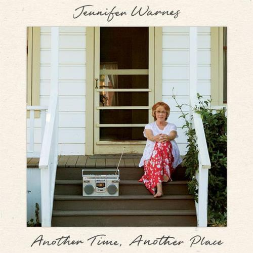 Jennifer Warnes Another Time, Another Place - 180gm - Sealed vinyl LP album (LP record) US JENLPAN762136