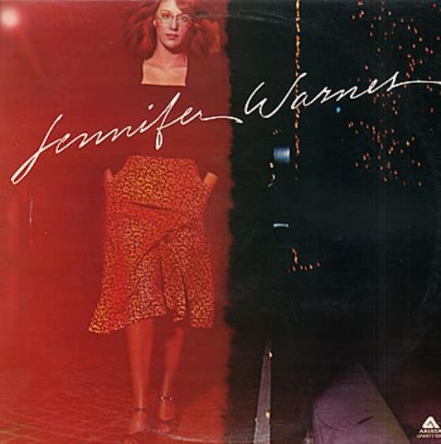 Jennifer Warnes Jennifer Warnes vinyl LP album (LP record) UK JENLPJE301595