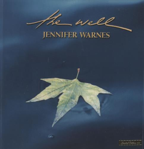 Jennifer Warnes The Well - 45RPM - Numbered - Sealed Vinyl Box Set US JENVXTH747918