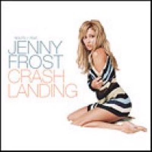 "Jenny Frost Crash Landing CD single (CD5 / 5"") UK JFTC5CR338198"