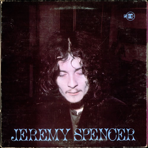 Jeremy Spencer Jeremy Spencer - 1st vinyl LP album (LP record) UK JRMLPJE504049