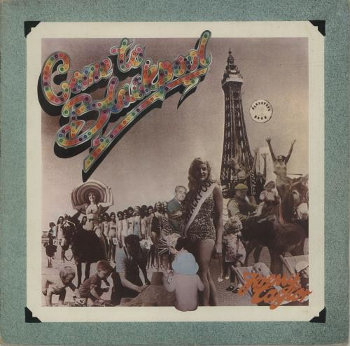 Jeremy Taylor Come To Blackpool vinyl LP album (LP record) UK KX4LPCO685995