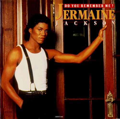 "Jermaine Jackson Do You Remember Me? 7"" vinyl single (7 inch record) UK JJA07DO588309"