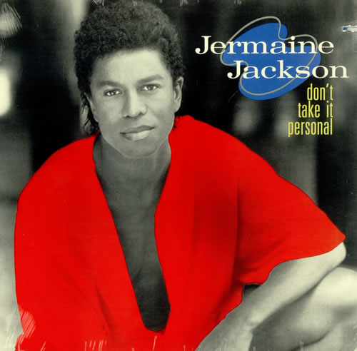 Jermaine Jackson Don't Take It Personal - Sealed vinyl LP album (LP record) US JJALPDO488533