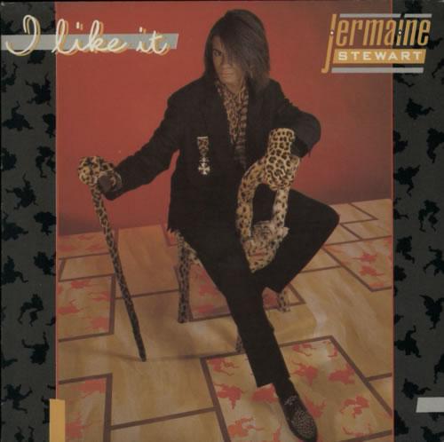 "Jermaine Stewart I Like It 7"" vinyl single (7 inch record) UK JMA07IL587019"