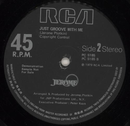 "Jerome It's Alright - A Label 12"" vinyl single (12 inch record / Maxi-single) UK KZ612IT745562"