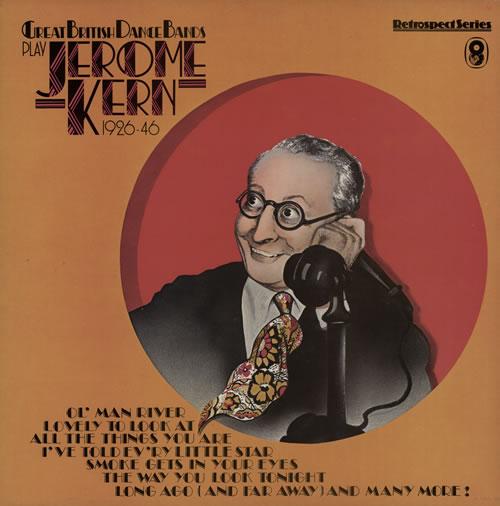 Jerome Kern The Song Is You 2-LP vinyl record set (Double Album) UK JZS2LTH566897