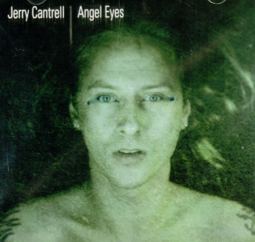 "Jerry Cantrell Angel Eyes CD single (CD5 / 5"") US JRCC5AN501240"