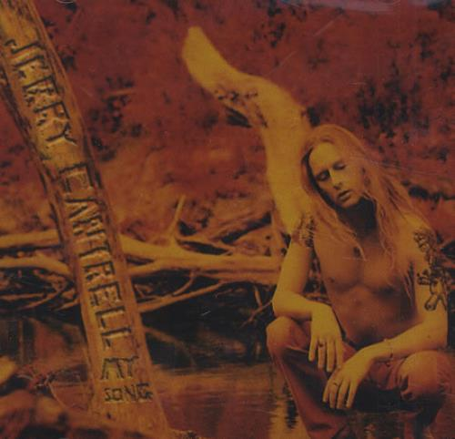 "Jerry Cantrell My Song CD single (CD5 / 5"") US JRCC5MY412247"