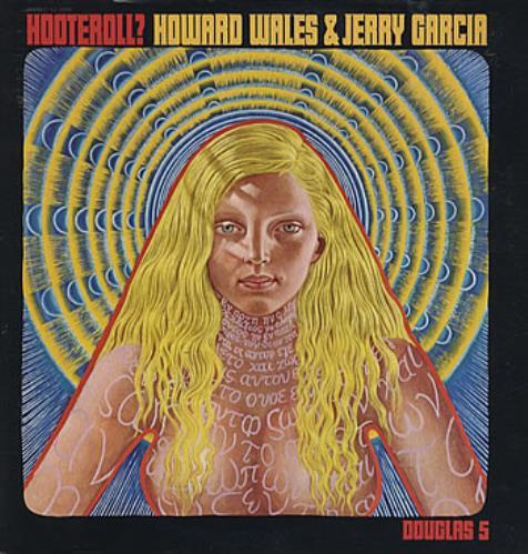 Jerry Garcia Hooteroll? vinyl LP album (LP record) US JGCLPHO306283