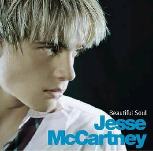 Jesse McCartney Beautiful Soul CD album (CDLP) UK JECCDBE326826